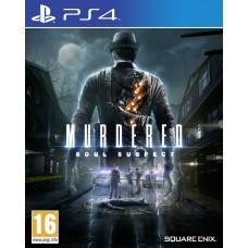 Murdered: Soul Suspect русская версия для PS4