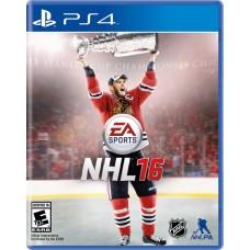 Игра для Playstation 4 NHL 16 русские субтитры