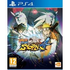 Naruto Shippuden: Ultimate Ninja Storm 4 Русские субтитры для PS4