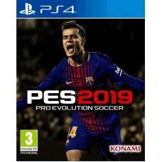 Pro Evolution Soccer 2019 русские субтитры для PS4