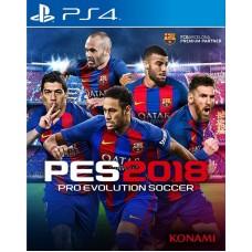 Pro Evolution Soccer 2018 русские субтитры для PS4