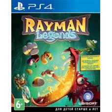 Игра для Playstation 4 Rayman Legends