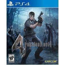 Resident Evil 4 для PS4