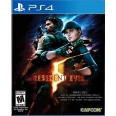 Resident Evil 5 для PS4