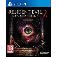 Игра для Playstation 4 Resident Evil Revelations 2 русские субтитры