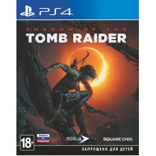 Игра для Playstation 4  Shadow of the Tomb Raider русская версия
