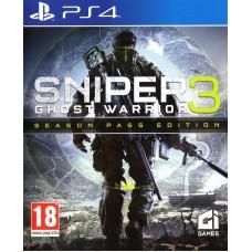 Sniper: Ghost Warrior 3 Season Pass Edition русские субтитры для PS4