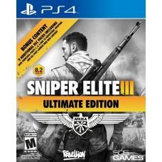 Игра для Playstation 4 Sniper Elite 3 Ultimate Edition русская версия