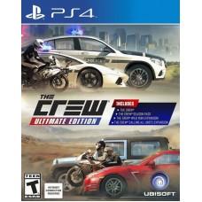 The Crew Ultimate Edition русская версия для PS4
