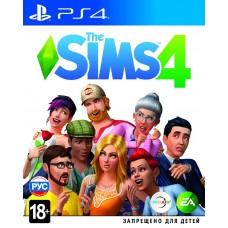 The Sims 4 русская версия для PS4