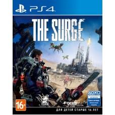 The Surge русские субтитры для PS4