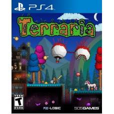 Игра для Playstation 4 Terraria