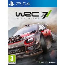 WRC 7 для PS4