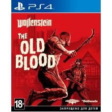 Wolfenstein: The Old Blood русские субтитры для PS4