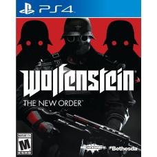 Wolfenstein: The New Order русские субтитры для PS4