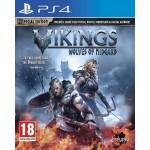 Vikings: Wolves of Midgard русские субтитры для PS4