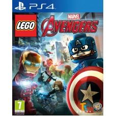 Игра для Playstation 4 LEGO Marvel Мстители русские субтитры