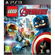 LEGO Marvel Мстители русские субтитры для PS3