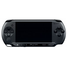 PlayStation Portable E1008 Charcoal Black