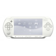 PlayStation Portable E1004 Ice White