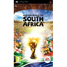 Игра для PSP 2010 FIFA World Cup South Africa