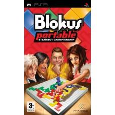 Blokus Portable: Steambot Championship для PSP