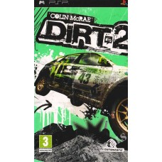 Игра для PSP Colin McRae: Dirt 2
