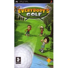 Everybody's Golf для PSP