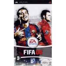 FIFA 08 для PSP