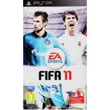 FIFA 11 русская версия для PSP