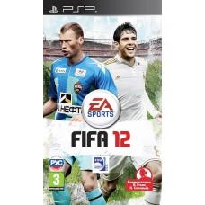 FIFA 12 русская версия для PSP
