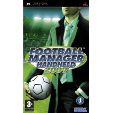 Football Manager Handheld для PSP