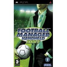 Football Manager Handheld для PSP