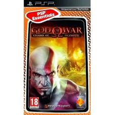 God of War: Chains of Olimpus для PSP