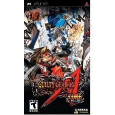 Игра для PSP Guilty Gear: Accent XX Core Plus