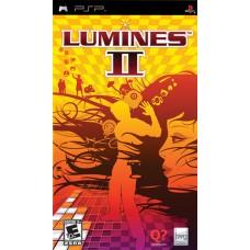 Lumines II для PSP