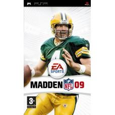 Madden NFL 09 для PSP