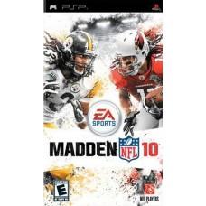 Madden NFL 10 для PSP