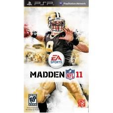 Madden NFL 11 для PSP
