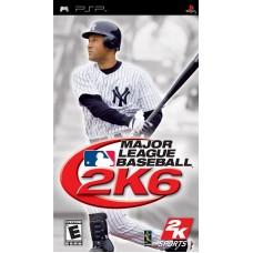 Major League Baseball 2K6 для PSP