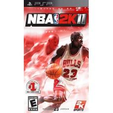 NBA 2K11 для PSP