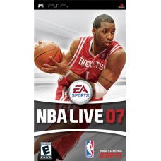 NBA Live 07 для PSP