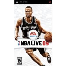 NBA Live 09 для PSP