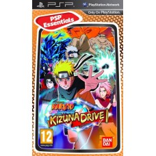 Naruto Shippuden: Kizuna Drive для PSP