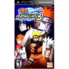 Naruto Shippuden: Ultimate Ninja Heroes 3 для PSP