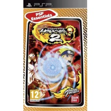 Naruto Ultimate Ninja Heroes 2 для PSP