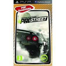 Need for Speed ProStreet для PSP