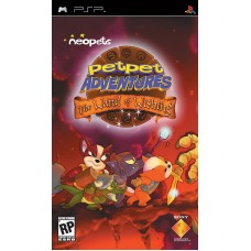 Neopets Petpet Adventures The Wand of Wishing для PSP