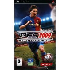 Pro Evolution Soccer 2009 для PSP