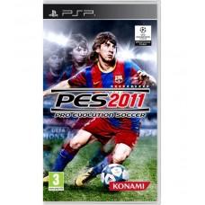 Pro Evolution Soccer 2011 русские субтитры для PSP